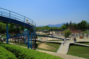 矢橋帰帆島公園(滋賀県草津市)Kusatsu, Shiga