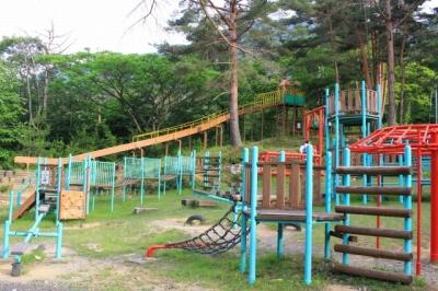 ガリバー青少年旅行村へ行ってきた!(高島市)大型遊具、木工やバームクーヘン作りも楽しめる | 滋賀県の...
