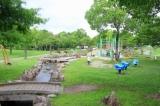 和邇公園(大津市)川遊びにぴったりの、大型遊具もある公園 | 滋賀県の観光と子どもの遊び場250ヶ所以上の...