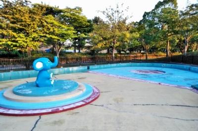 多景公園水遊び場、ぞうさんプールへ行ってきた!(彦根市)
