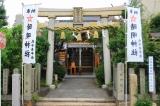晴明神社(福井県敦賀市) 安倍晴明が5年間修行を積んだ地