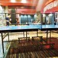 ACTエースレーン草津で卓球をしてきた!