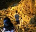 河内風穴(多賀町)へ行ってきた! 洞窟の中へ冒険に!