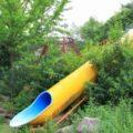 ひばり公園へ行ってきた!(東近江市)アスレチックの大型遊具が勢ぞろい
